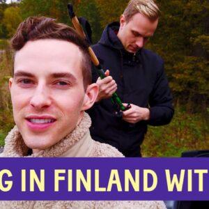Adventuring with Boyfriend in Finland | Adam Rippon