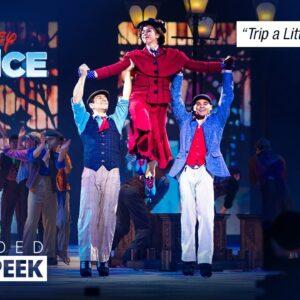 Trip A Little Light Fantastic | Disney's Mary Poppins Returns Live | Disney On Ice full performance