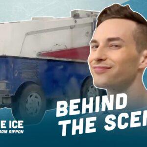 Behind the Scenes of Break The Ice Season 2 | Adam Rippon