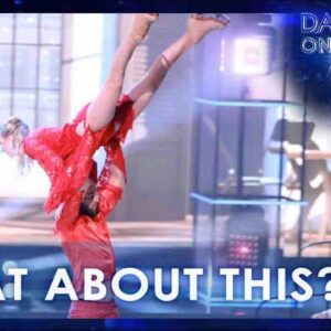 Donny en Maria - What About Us // DANCING ON ICE // #8