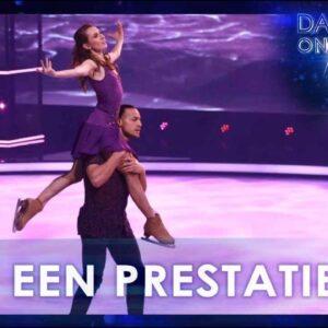 Juvat en Lauren - Arcade // DANCING ON ICE // FINALE