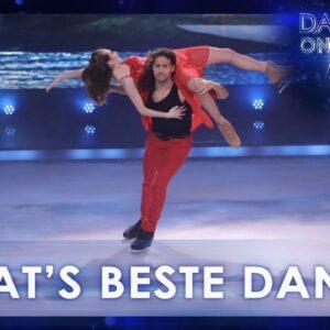 Juvat en Lauren - Bridge Over Troubled Water // DANCING ON ICE // #7