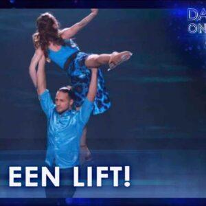 Juvat en Lauren - Mad World // DANCING ON ICE // #8