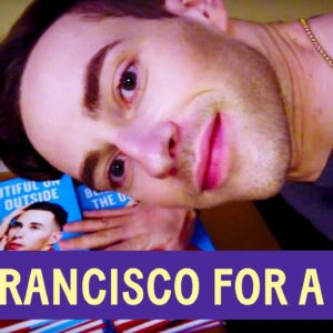 My First Book Event in San Francisco | Adam Rippon