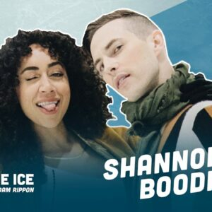 Shan Boodram Gives Me Hot Dating Tips | Break the Ice with Adam Rippon