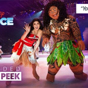 You're Welcome | Disney's Moana Live | Disney On Ice full performance