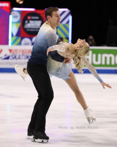 alexa knierim and brandon frazier win u s pairs title in nationals debut