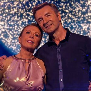 Torvill and Dean perform a magical routine to Stand By Me in Movie Week ✨ | Dancing on Ice 2021