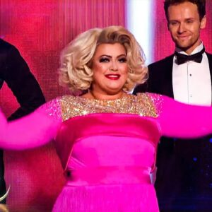 Gemma Collins' most legendary Dancing on Ice moments | Dancing on Ice 2021