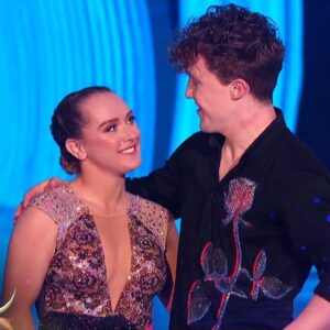 Goodbye Amy and Joe! They leave the competition in Love Week 💔 | Dancing on Ice 2021