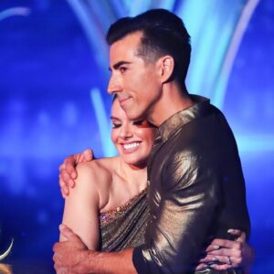 The credits roll on Rebekah and Andy in Movie Week | Dancing on Ice 2021