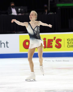 bradie tennell wins her second u s title at the 2021 u s championships