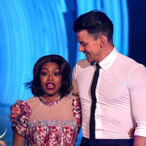 Lady Leshurr and Brendyn just miss out on the 2021 final 💔 | Dancing on Ice 2021