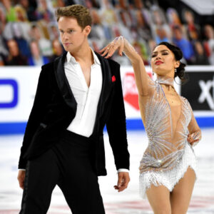 near tie for chock and bates hubbell and donohue at us nationals