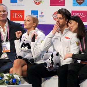 alexandra stepanova and ivan bukin claim first national title