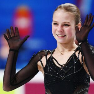 alexandra trusova i believe that i am doing everything right in my life