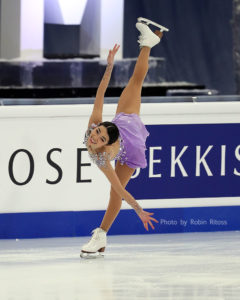 karen chen finishes in fourth place at the 2021 world championships