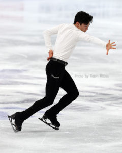 nathan chen comes from behind to win third straight world title