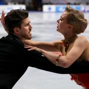 stepanova and bukin start comeback with rhythm dance win at russian nationals