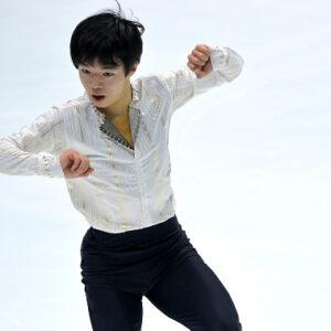 yuma kagiyama leads in grand prix debut at 2020 nhk trophy