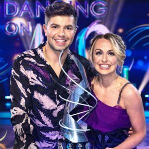 Your 2021 champions are.... Sonny Jay and Angela! 🎉 | Dancing on Ice 2021