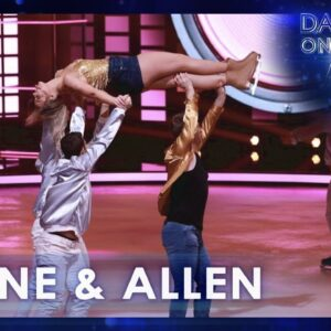 Celine & Allen - Shake it Off // DANCING ON ICE // #1