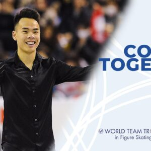 Come together as a team | ISU World Team Trophy 2021 | #WTTFigure