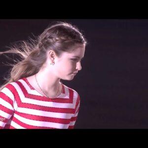 Yulia Lipnitskaya / Юлия Липницкая - Roar (Katy Perry)