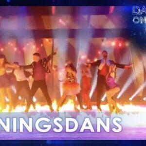 Dit is de SPECTACULAIRE opening van Dancing on Ice! // #1