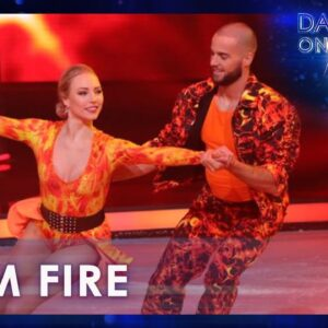 Donny & Maria - Relight My Fire // DANCING ON ICE // #2
