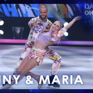 Donny & Maria - Shut Up And Dance // LIVESHOW 1  // DANCING ON ICE //