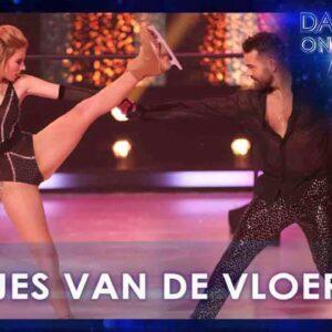 Elske & Marc-Olivier - Single Ladies // DANCING ON ICE // #4