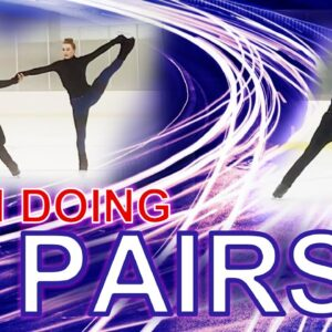 I'm doing Pairs!!