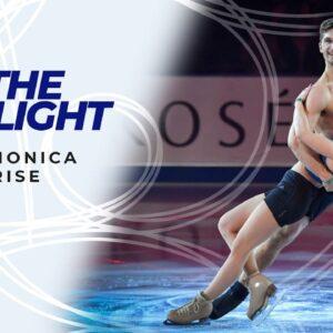 In The Spotlight: Nicole Della Monica & Matteo Guarise (ITA) | #FigureSkating