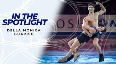 In The Spotlight: Nicole Della Monica & Matteo Guarise (ITA)   #FigureSkating