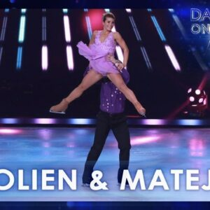 Nicolien & Matej - I Wanna Dance With Somebody // LIVESHOW 1  // DANCING ON ICE //