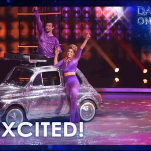 Nicolien & Matej - I'm So Exited // DANCING ON ICE // #5
