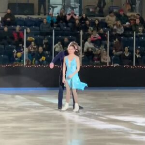 Katarina DelCamp / Ian Somerville / You Are The Reason / Middlebury College Winter Carnival