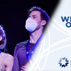 Winner of the Day | Sinitsina / Katsalapov (FSR) | Ice Dance Free Dance | #WorldFigure