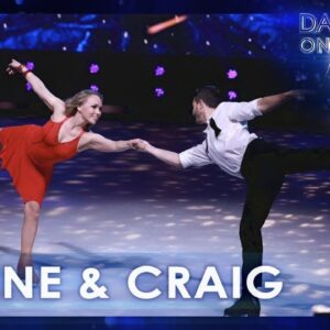 Sabine en Craig - At Last // DANCING ON ICE // #1