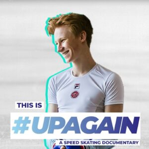 Peder Kongshaug (NOR) Insight | This is #UpAgain: A Speed Skating Documentary