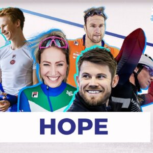 Episode 1: HOPE | This is #UpAgain: A Speed Skating documentary