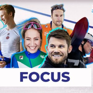 Episode 2: FOCUS | This is #UpAgain: A Speed Skating documentary