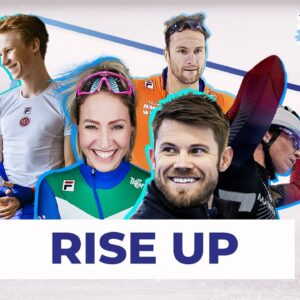 Episode 4: RISE UP | This is #UpAgain: A Speed Skating documentary