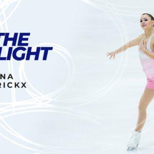 In the Spotlight: Loena Hendrickx (BEL) | #FigureSkating