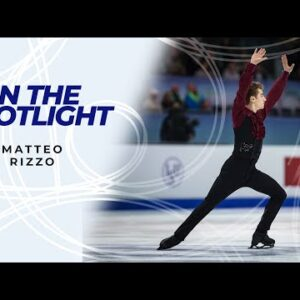 In The Spotlight: Matteo Rizzo (ITA) | #FigureSkating