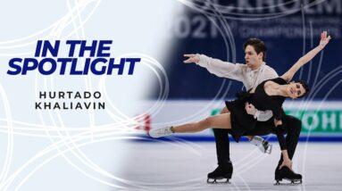 In The Spotlight: Sara Hurtado & Kiril Khaliavin (ESP) | #FigureSkating