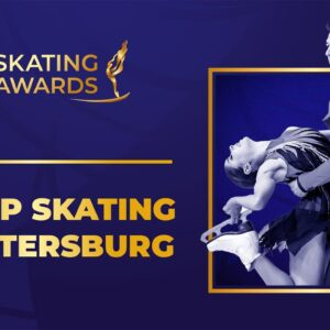 #ISUSkatingAwards 2021 | Group Skating St Petersburg