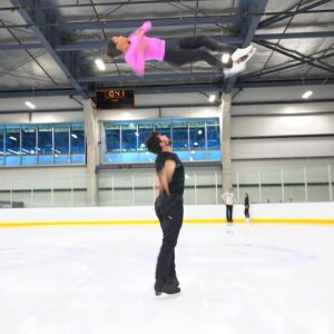 """""""Come Together"""" 2021 Short Program Teaser with Jessica Calalang and Brian Johnson, Gary Clark Jr."""