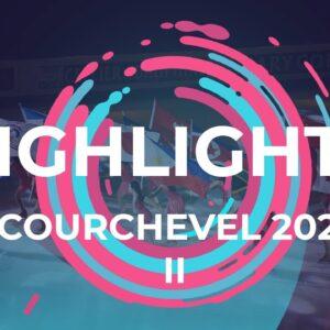 Day 3 Highlights | Courchevel 2 - 2021 | #JGPFigure